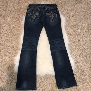 Rock Revival Hayley Boot Cut Jean